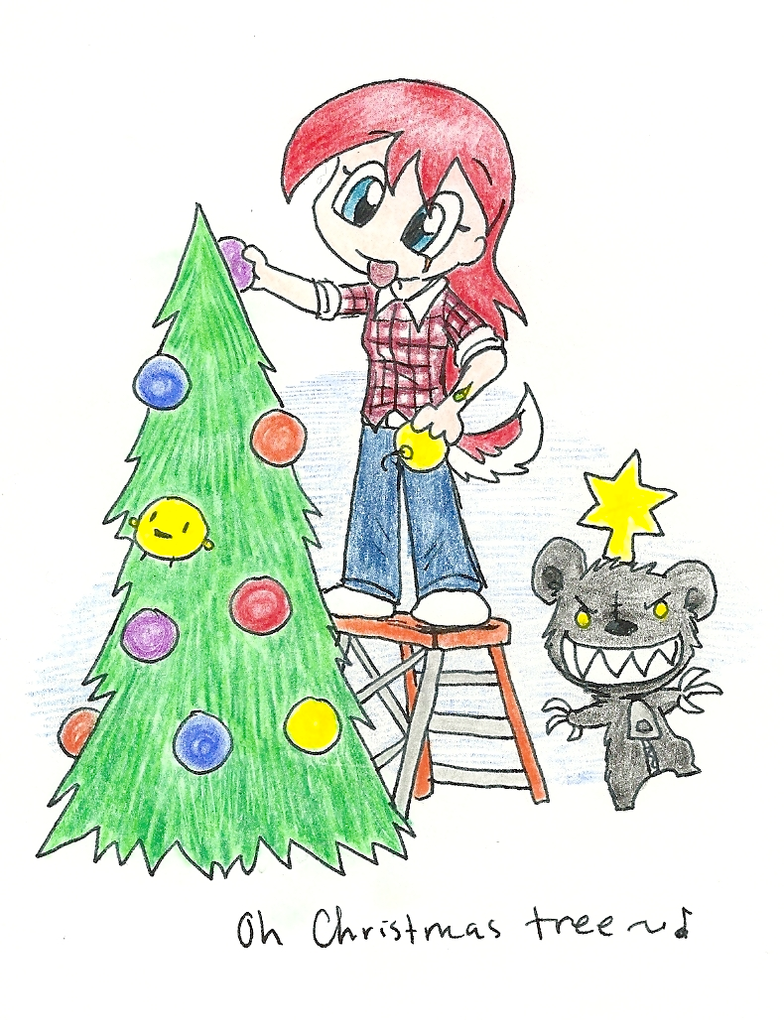 Oh Christmas Tree by Zerochan923600