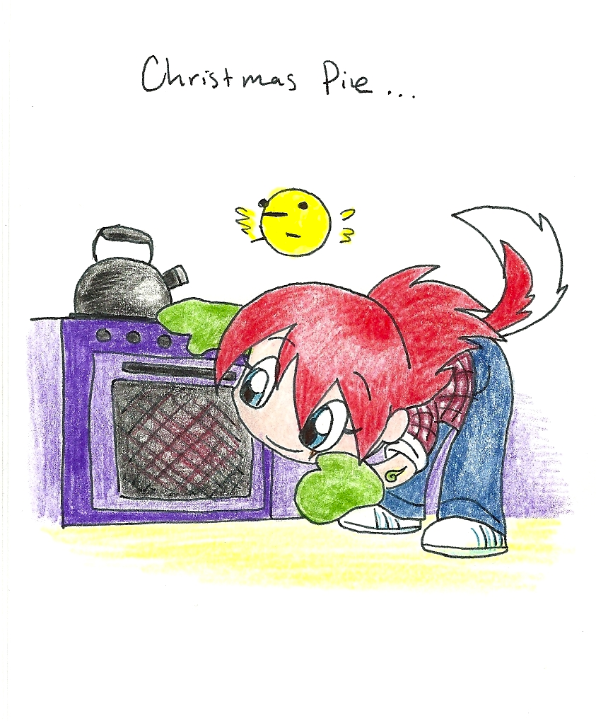 Christmas Pie by Zerochan923600
