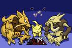 The Abra Family