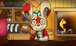 PMD-E Merchant Mission 7 Bartender