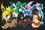 The Eevee Family