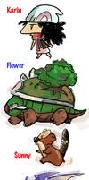 Pokemon Pearl Team