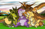Land Before Time All Grown Up