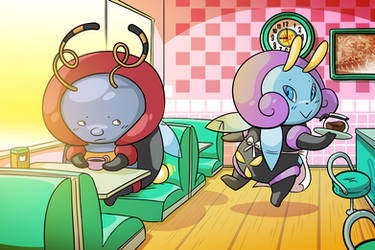 The Volbeat and Illumise Family