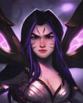 Kaisa, Daughter of the Void (Fan Art)