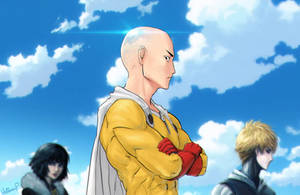 One punch man by SatsuiNoHado