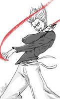 Hero Hunter Garou