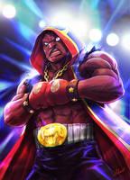 Boxer SFV by SatsuiNoHado