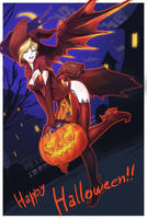 Happy Halloween by SatsuiNoHado