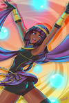 Menat Street Fighter V