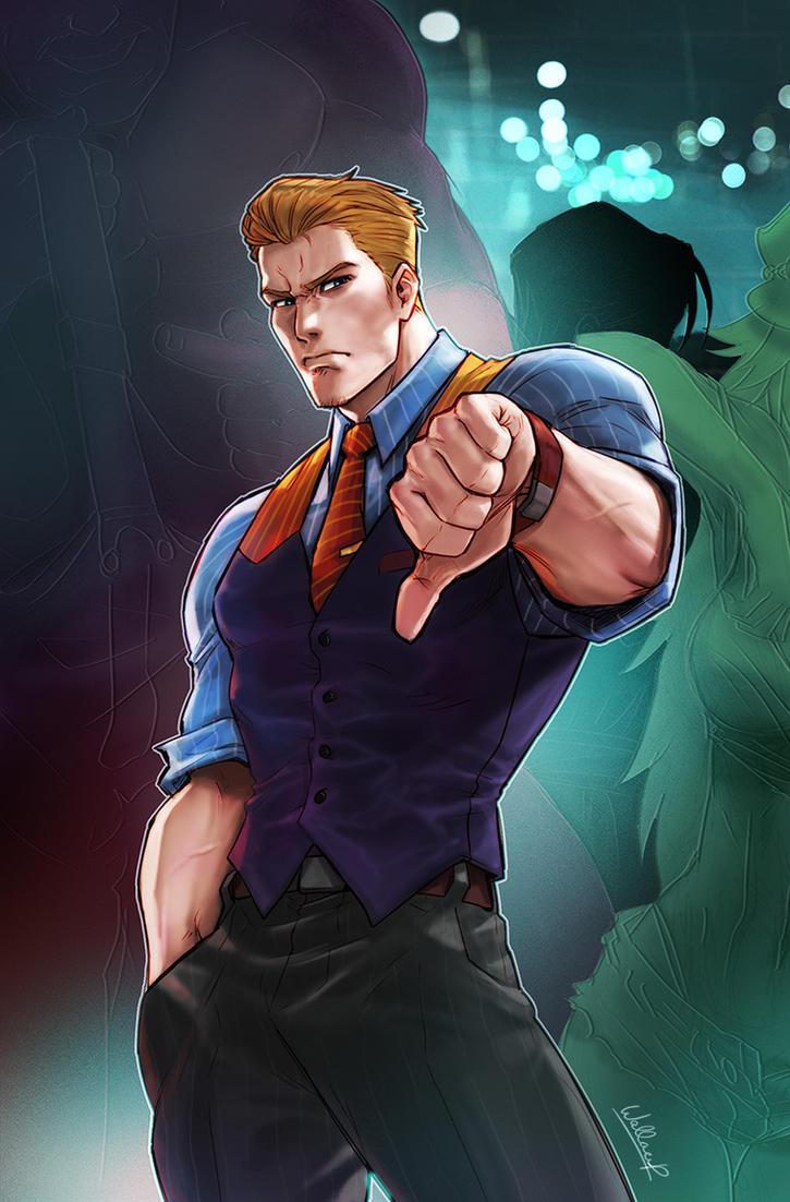 Mayor Cody by SatsuiNoHado