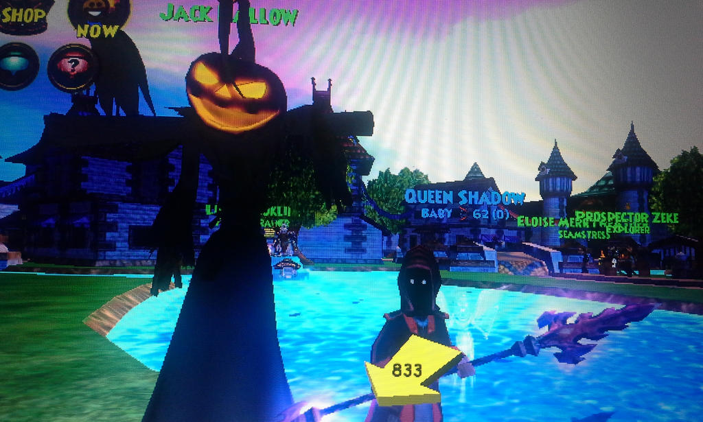 Halloween Quests - Wizard101 by shadow77281 on DeviantArt