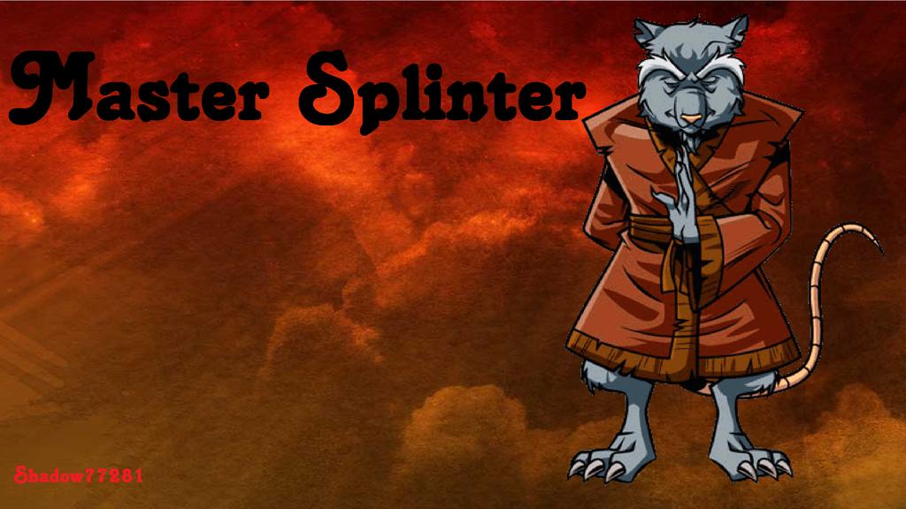 Master Splinter Wallpaper by shadow77281 on DeviantArt