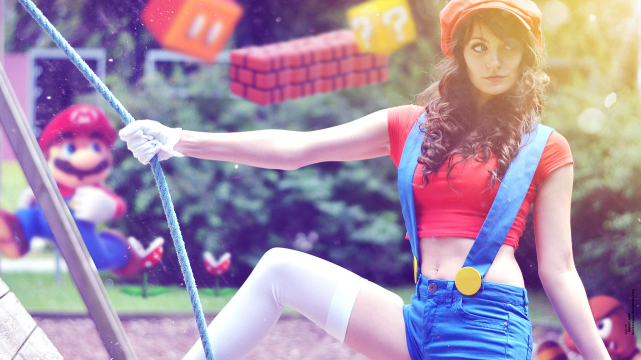 Super mario girl wallpaper hd 1080p by muratcaglar on deviantart super mario girl wallpaper hd 1080p by muratcaglar voltagebd Gallery