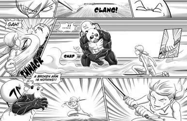 Freak Fight 49 by BullyKilla