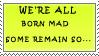 Born mad by Kansani