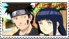 Kiba and Hinata by Kansani