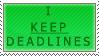 Deadlines by Kansani