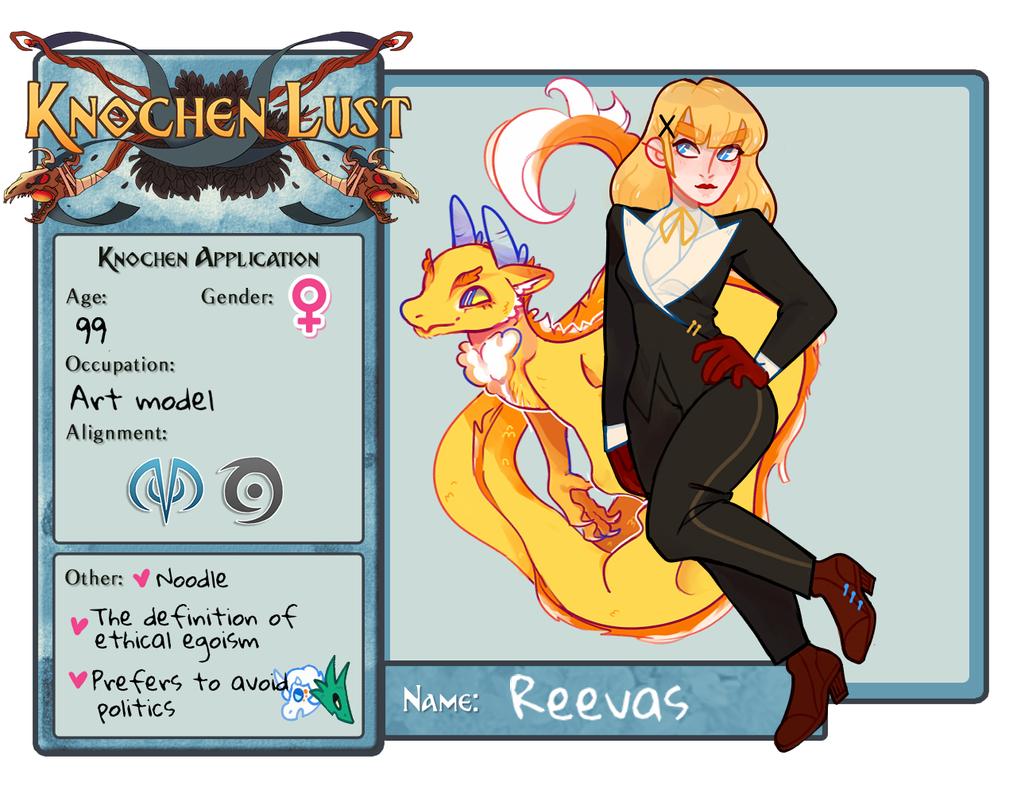 Reevas Official App by mickumacku