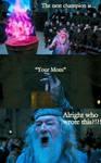 Dumbledore mom