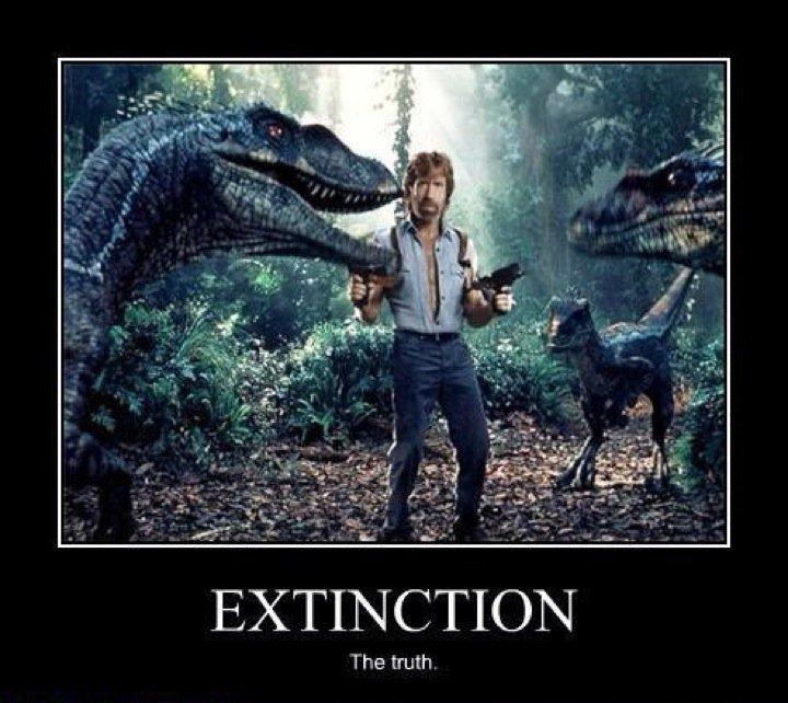 Extinction by rumper1