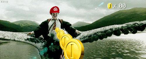 Mario Potter by rumper1