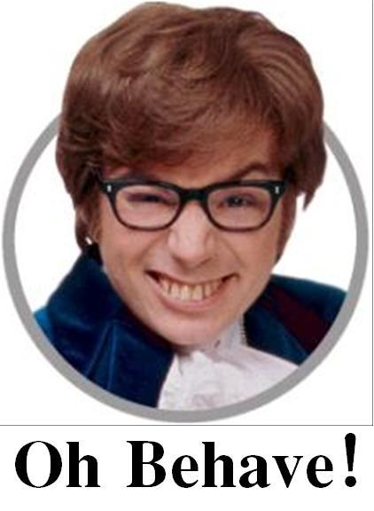 Austin Powers Oh Behave Baby
