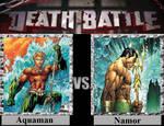 Death Battle Idea #113