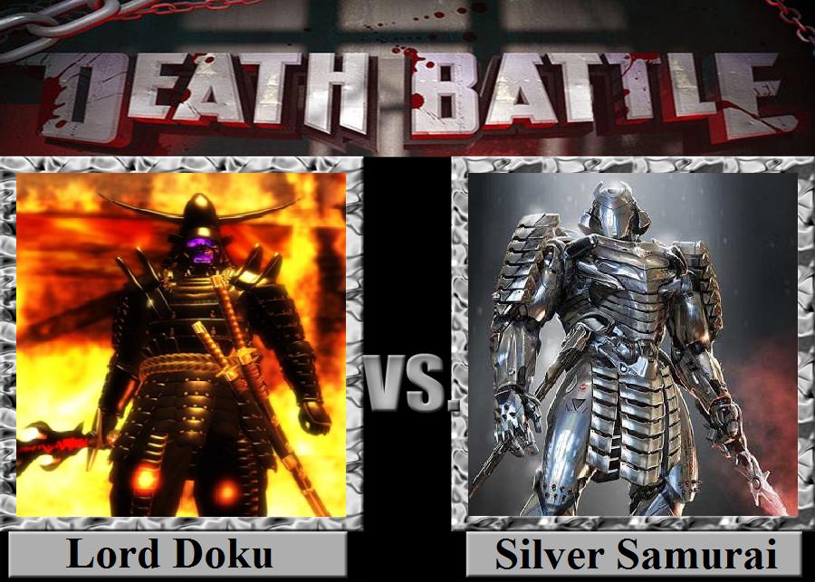 Death Battle Idea 119 By Rumper1 On Deviantart