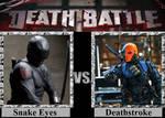 Death Battle Request #8