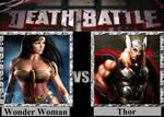 Death Battle Idea #136