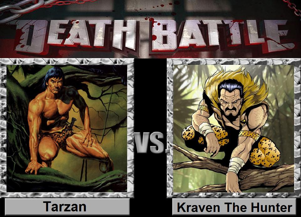 Death Battle Idea #152 by rumper1