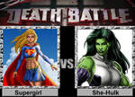 Death Battle Idea #165