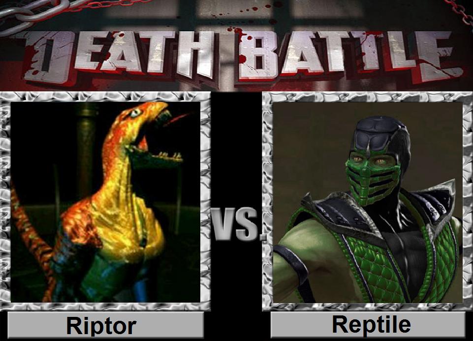 Death Battle Idea #169 by rumper1