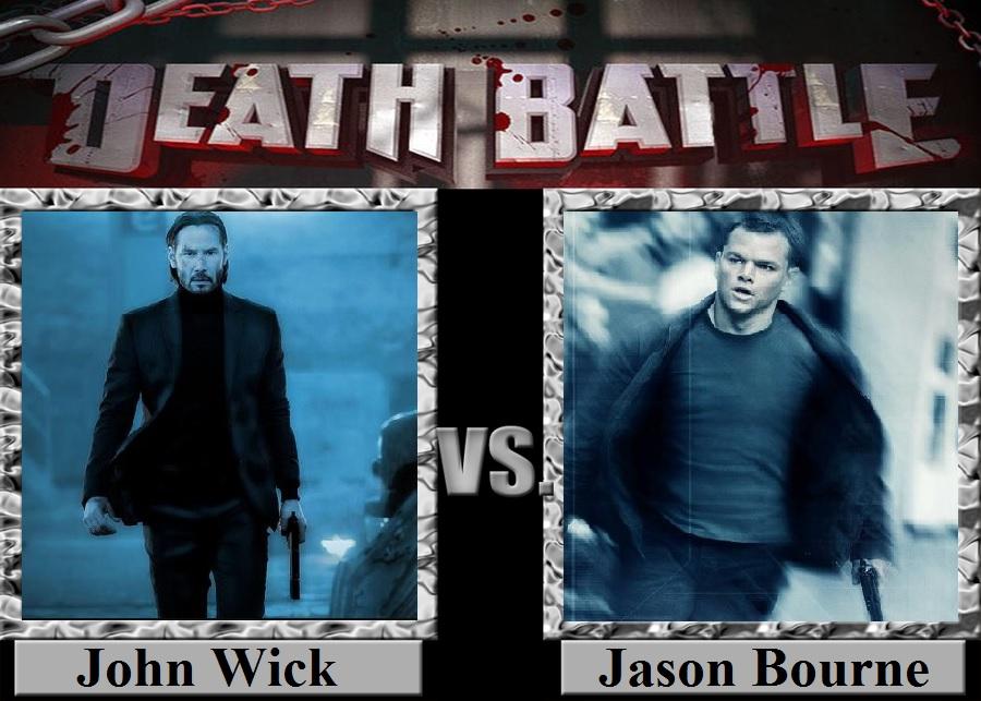 Death Battle Idea #191 by rumper1