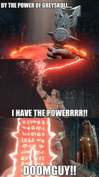 Doom Eternal - He-Man