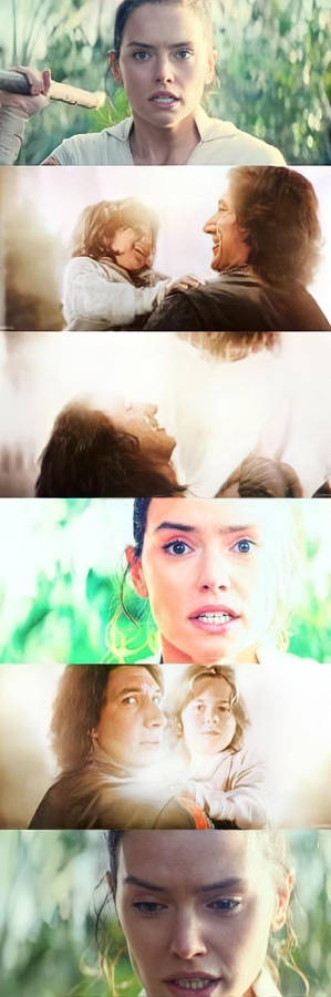 Reylo - What could have been....
