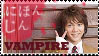Japanese Vampire stamp by latane4