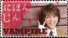 Japanese Vampire stamp by latane4