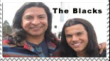 Jacob and Billy Black Stamp by latane4
