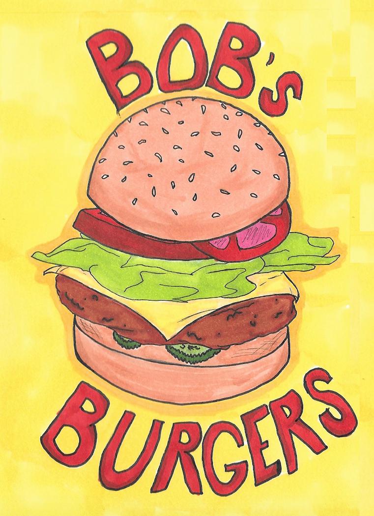 Bob's Burgers by KatKsudinami303