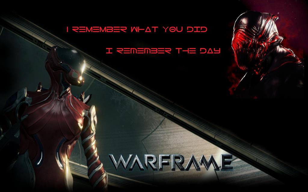 Warframe Stalker wallpaper. by Spobbles on DeviantArt