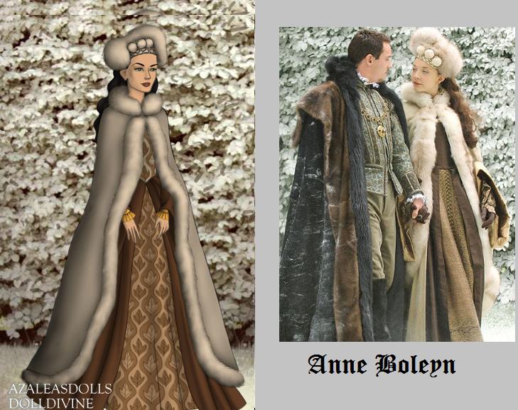 Anne Boleyn Winter Gown By Msbrit90 On Deviantart