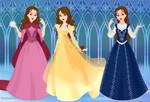 Snow Queen Belle