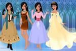 Snow Queen Pocahontas