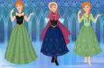 Snow Queen Anna