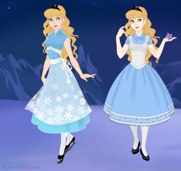 Snow Queen Alice By Msbrit90 On Deviantart