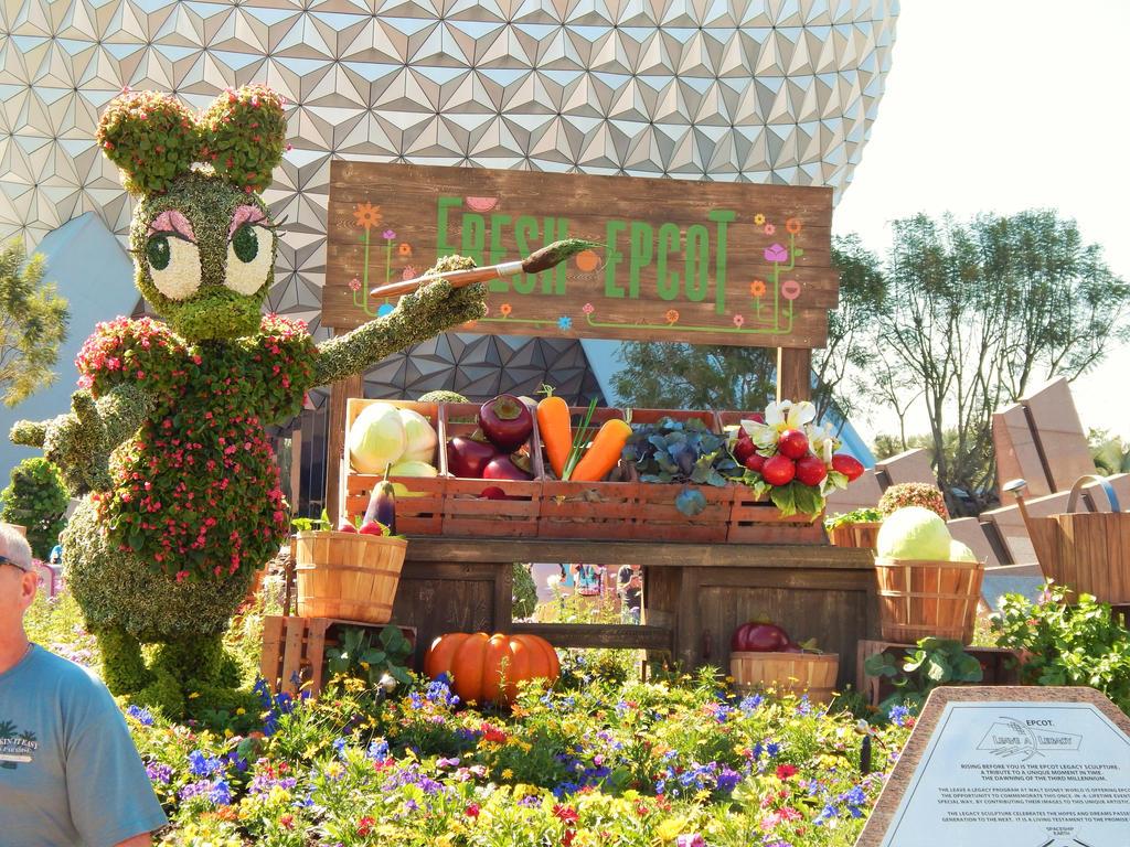 Epcot Flower and Garden Festival by msbrit90 on DeviantArt