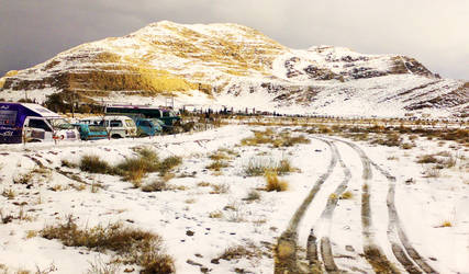 Quetta in winter by sheereenabba