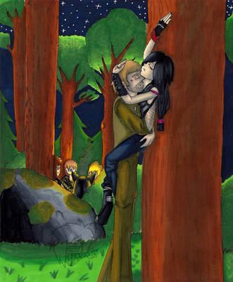 Mike + Ida - Nightly mission by EllanEriksson